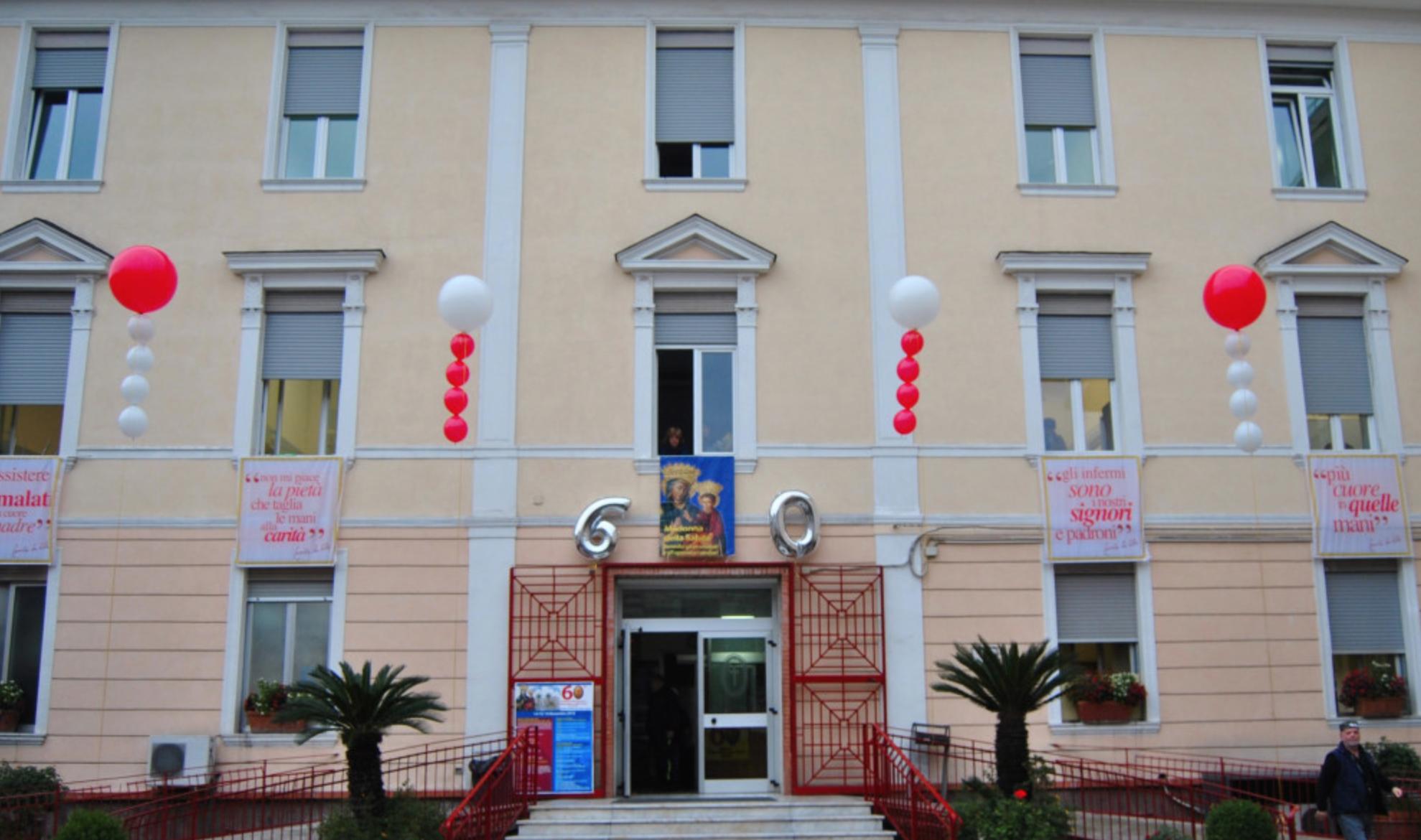 Che Tempo Fa A Casoria casoria, napoli: l'ospedale religioso santa maria della