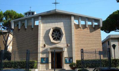 parrocchia di Santa Maria Immacolata di Lourdes